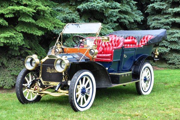 1908 Packard 30 Daniel Sommer