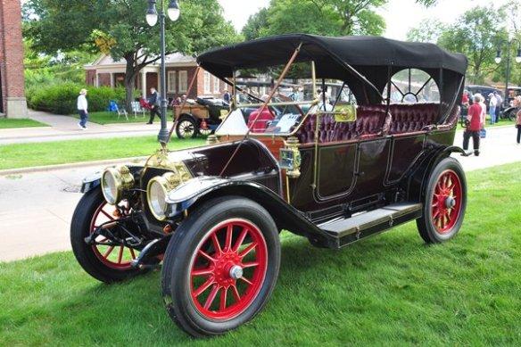 1912 Overland 61 Touring Gerald Szostak