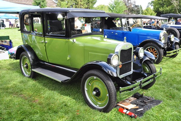 1926 Chevrolet Super K Landau Sedan Linda Finch