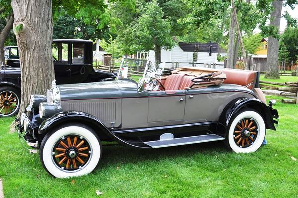 1926 Chrysler G-70 Roadster Tim Hogan