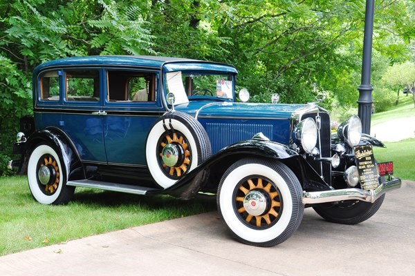 1931 Studebaker President Sedan Larry Gardon