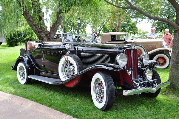 1932 Auburn 8-100A Bob Rosenthal