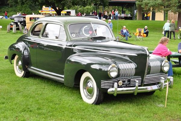 1941 Nash Ambassador Coupe Terry Gautz