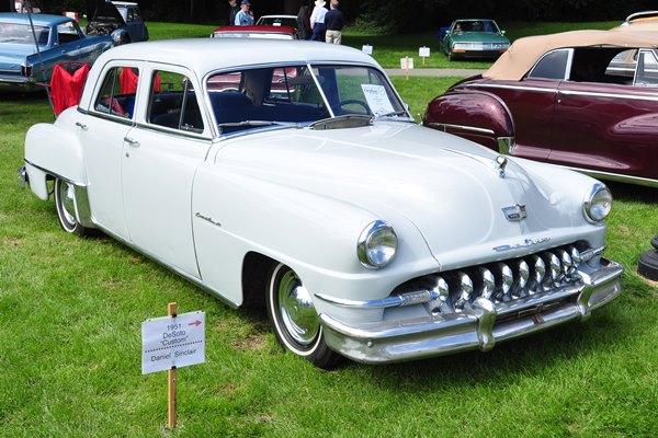 1951 DeSoto Custom Daniel Sinclair