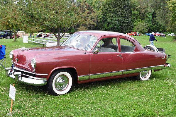 1951 Kaiser Deluxe Coupe Gilbert Chestney