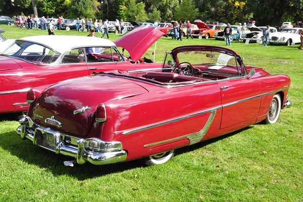 1954 Hudson Hornet Convertible Noel and Cynda Renner