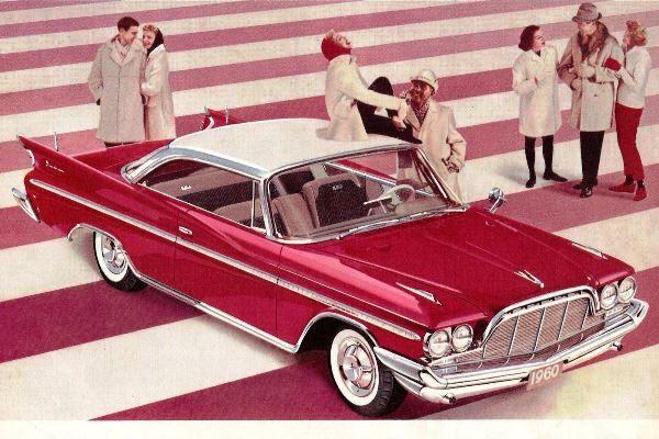 1960 DeSoto Canada