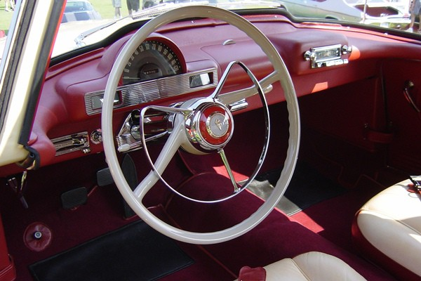 Italia steering wheel