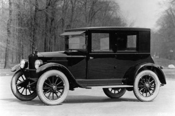 1922 Essex Coach