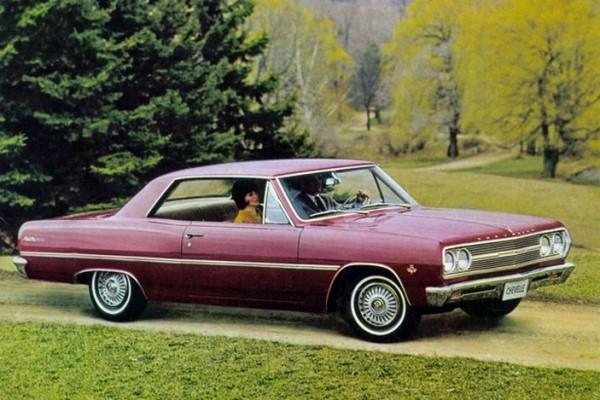 1965 Chevrolet Chevelle Malibu Sport Coupe