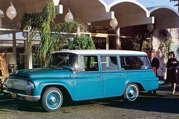 1965 International Harvester Travelall