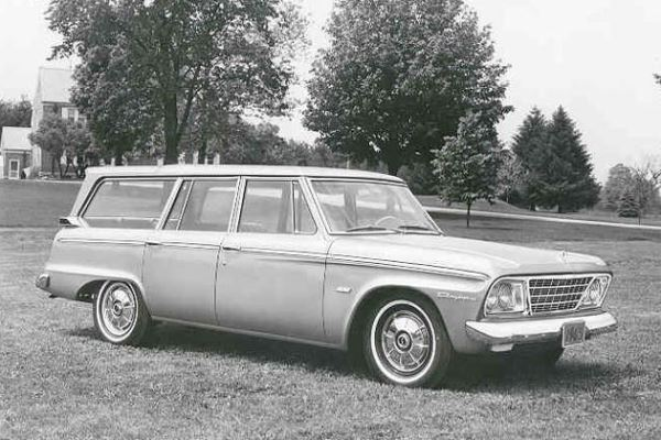 1965 Studebaker Daytona Wagonaire