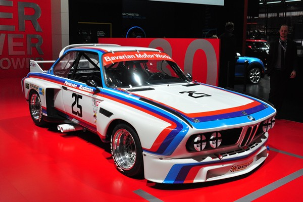 1975 BMW 3.0L CSL Ronnie Petersen - Brian Redman BMW
