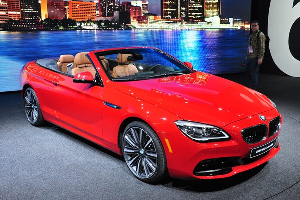 2015 BMW 650i Convertible