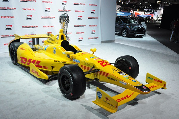 Dallara-Honda Indy car