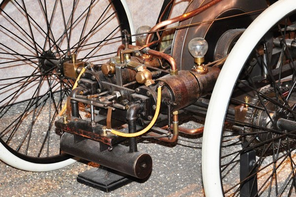Henry Ford Quadricycle Cid Inline Twin