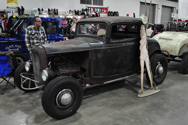 1932 Ford 3W Coupe Nick Hardee