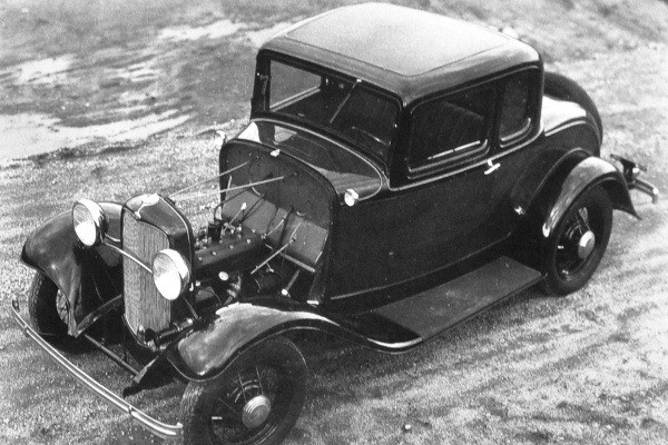 1932 Ford Model B Coupe Prototype