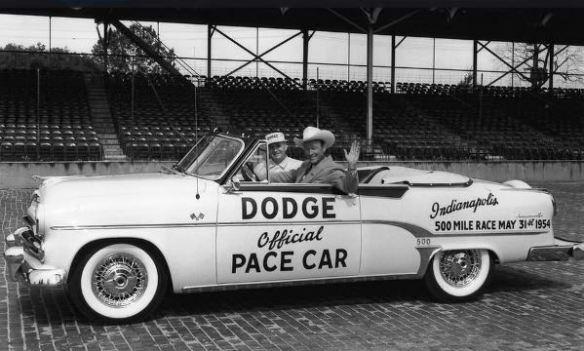 1954 Dodge Roy Rogers