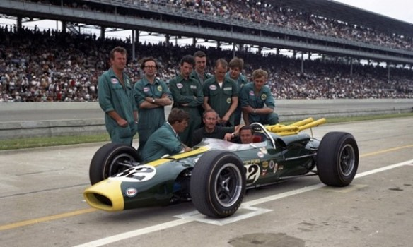 1965 Lotus-Ford Indy Winner