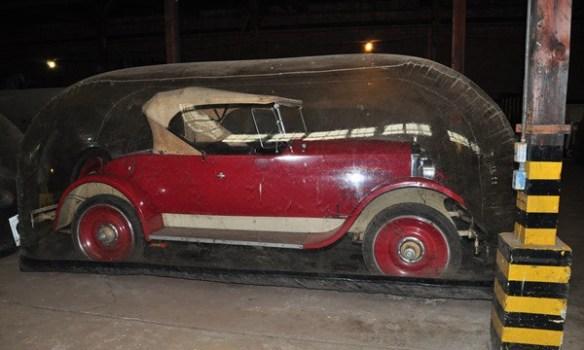 1924 Hupmobile Roadster