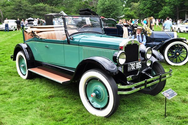 1926 Oldsmobile Deluxe Roadster R.E. Olds Museum