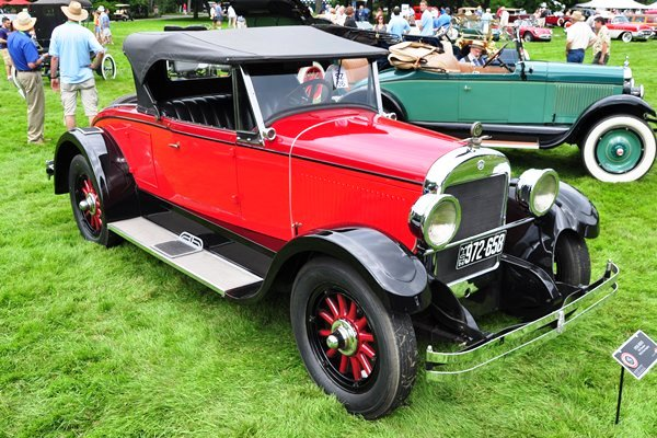 1926 Reo T6E Roadster Will & Sue Pugsley