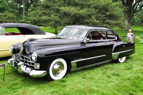 1948 Cadillac Series 62 Club Coupe Charlie Saganek