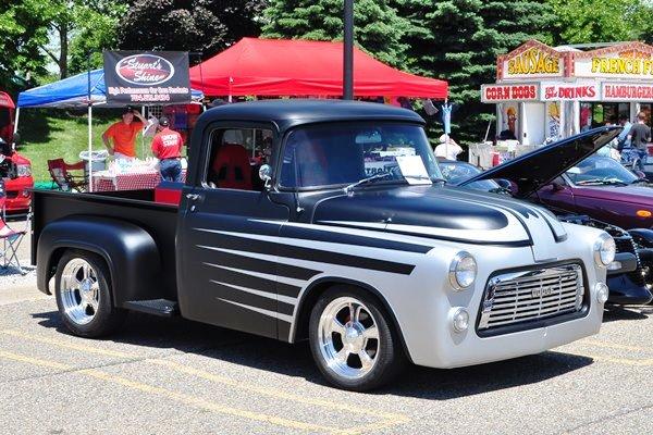 1955 Dodge Pickup Toro Hayes