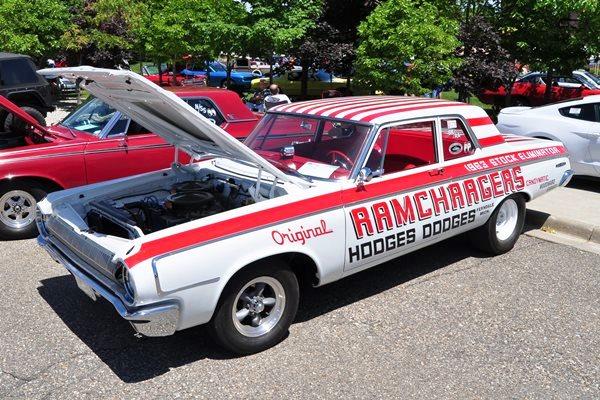 1964 Dodge Ramchargers Super Stock Neil Jones