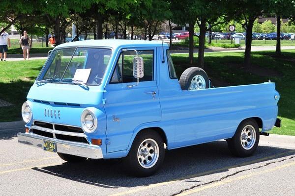 1965 Dodge A-100 pickup Paul Lee