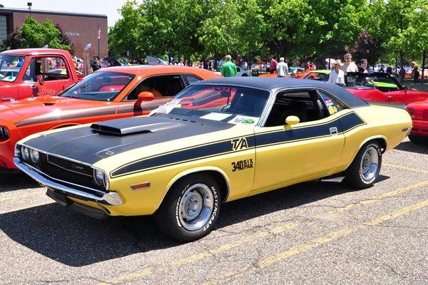 1970 Dodge Challenger TA Jim Bielenda