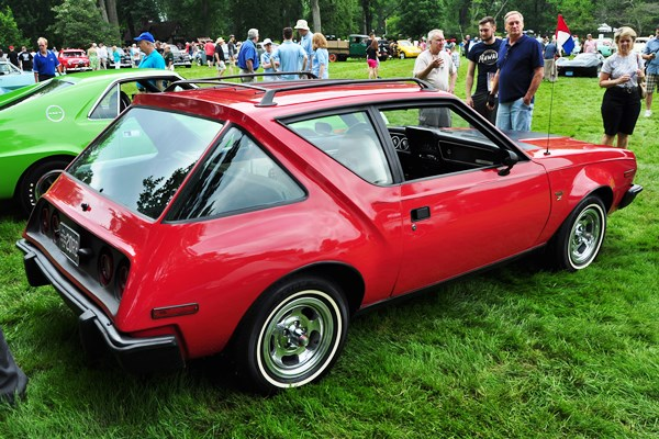 1974 AMC Gremlin Prototype Brian L. Moyer