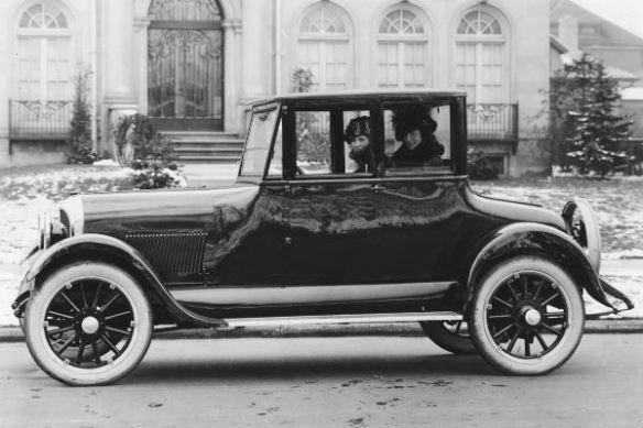 1922 Jewett 4-pass Coupe
