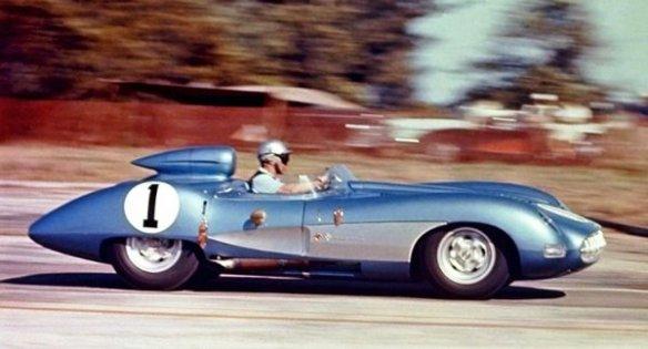 1957 Corvette SS Sebring