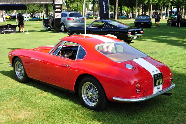 1959 Ferrari 250GT Berlinetta P. Paul Pappalardo