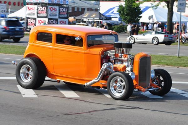 1932 Ford Victoria Highboy