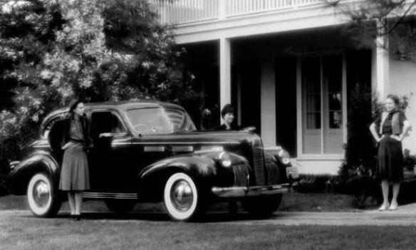 1940 LaSalle Series 50 Sedan