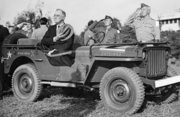 Jeep FDR Patton
