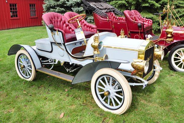 1906 Buick Runabout David Tansey