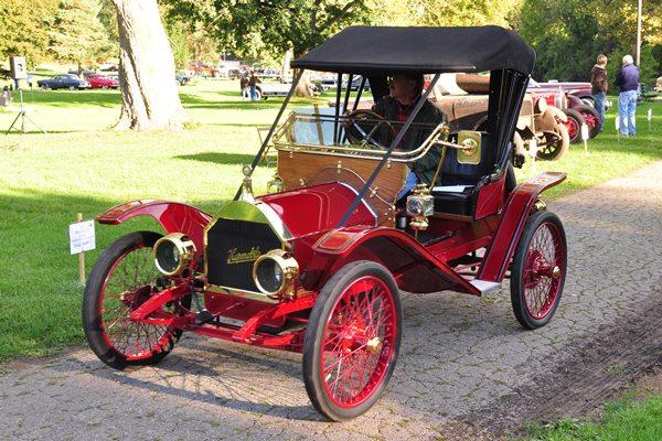 1910 Hudson Model 20 Eugene Lachapelle road