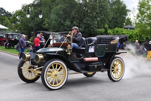 1910 Stanley Steamer 70 Lyle Lugten