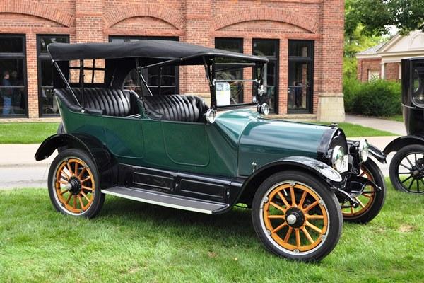 1915 Overland 81 Touring David Plassman