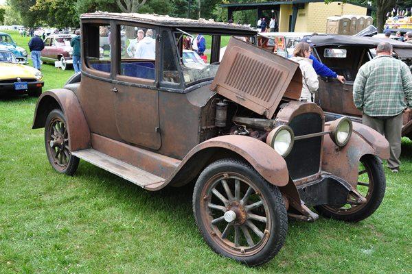 1922 Willys-Knight 20A David Liepelt