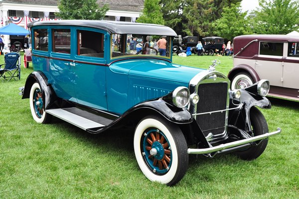 1928 Pierce-Arrow Series 81 Phillip Hines