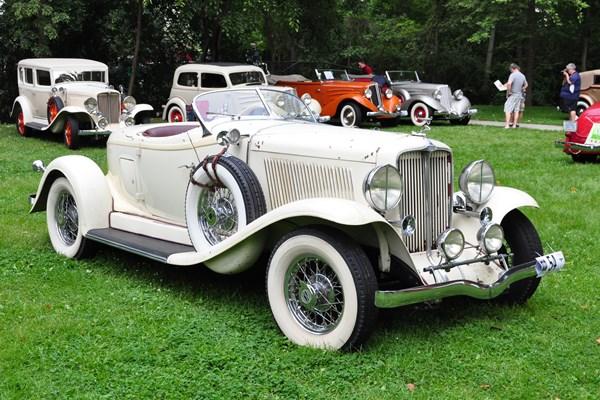 1931 Auburn 8-100-A Speedster Mike Gaylor