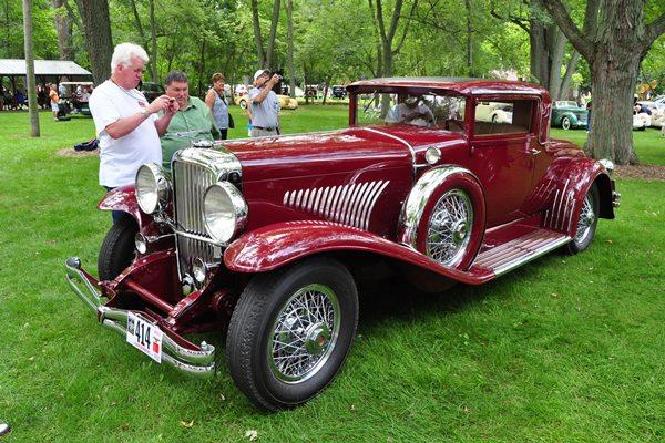 1932 Dueseberg J Judkins Coupe Chris Clyne