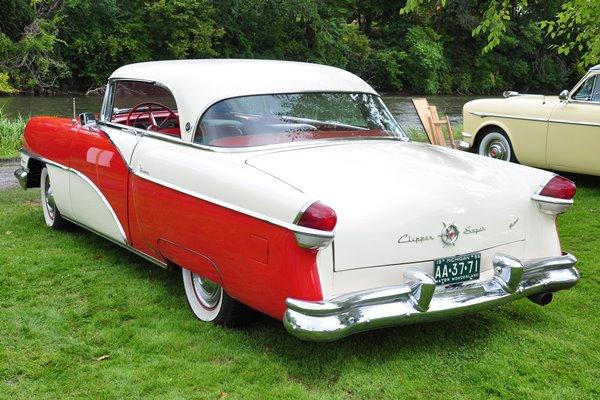 1954 Packard Super Clipper Hardtop Randy Burns