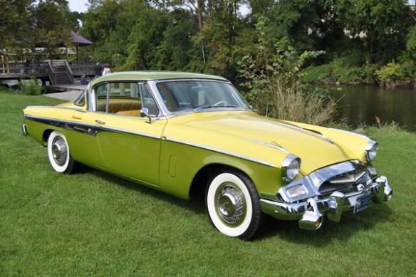 1955 Studebaker President Speedster Robert Gardon