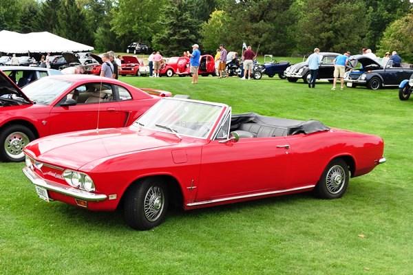 1968 Corvair Monza Converible